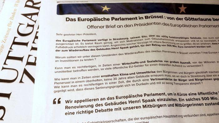 Straßburg Aktuelle Nachrichten
