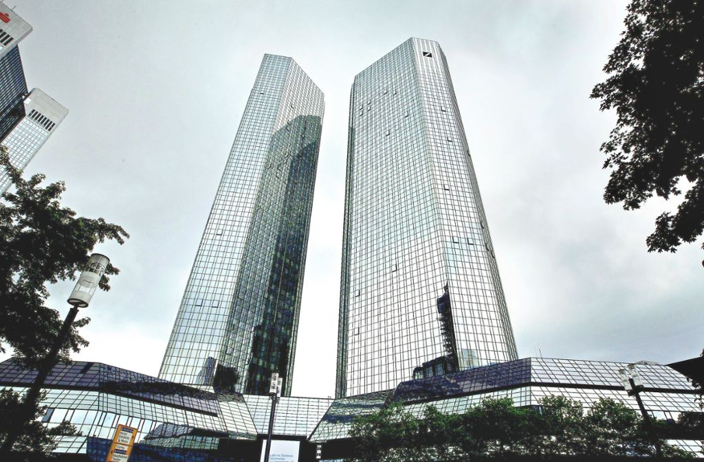 Gewinn Lost Nicht Alle Probleme Deutsche Bank Will Es Alleine Schaffen Wirtschaft Stuttgarter Nachrichten