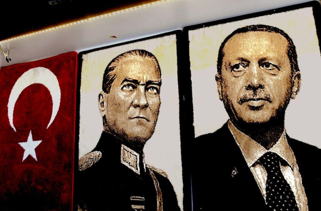 s uberungen in der t rkei erdogan steuert auf die diktatur zu politik stuttgarter nachrichten. Black Bedroom Furniture Sets. Home Design Ideas