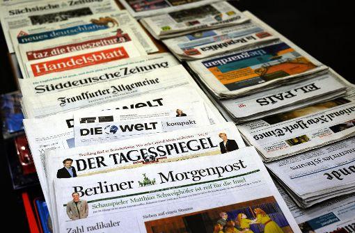 Journalisten-Verband gegen Änderung des Pressekodex