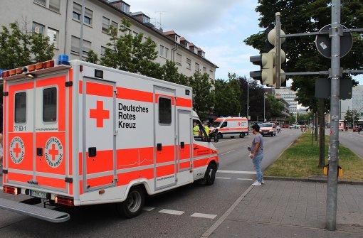 Messer-Angriff: Eine Tote, zwei Verletzte