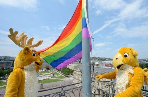 Das Thema Homosexualität im Schulunterricht sorgt in Baden-Württemberg weiter für Diskussion Foto: dpa