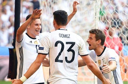 DFB-Team bereit für  große Spiele