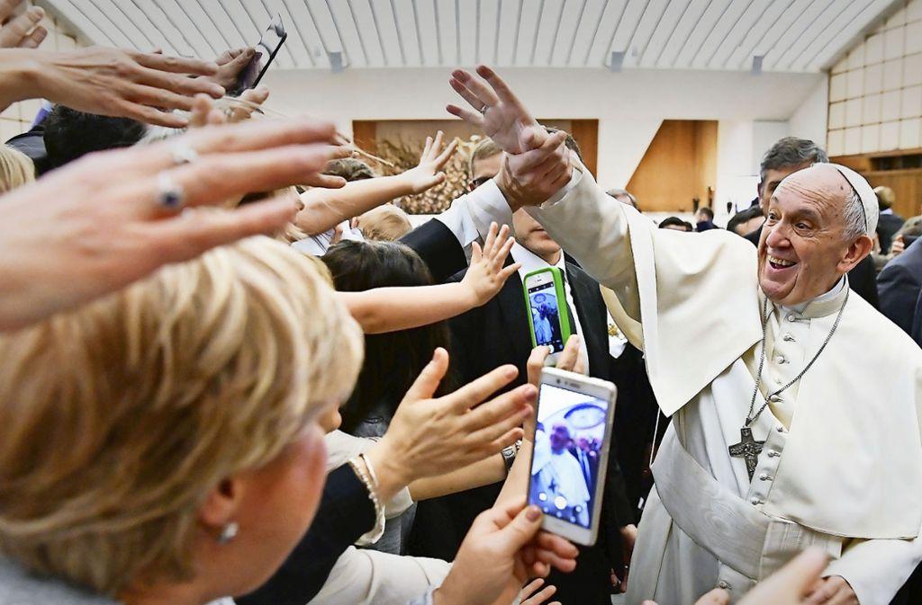 papst franziskus gestorben