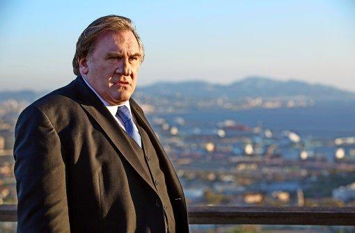 Gérard Depardieu als Krokodil von Marseille