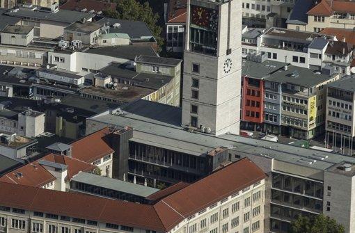 Im Stuttgarter Rathaus ist entschieden worden, einem Bauträger in Stammheim kein Sonderrecht einzuräumen Foto: Lichtgut/Leif Piechowski