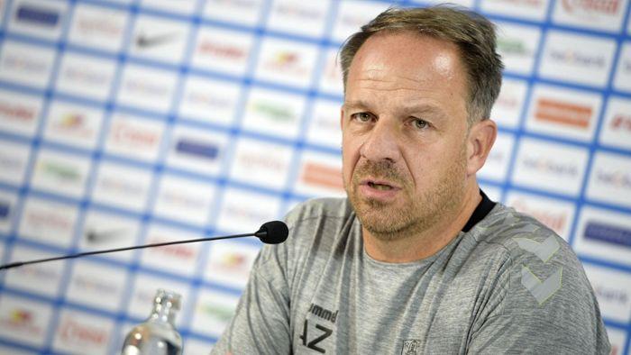 278d91fd1c3131 Ex-VfB-Trainer Alexander Zorniger Brøndby Kopenhagen beurlaubt deutschen  Trainer