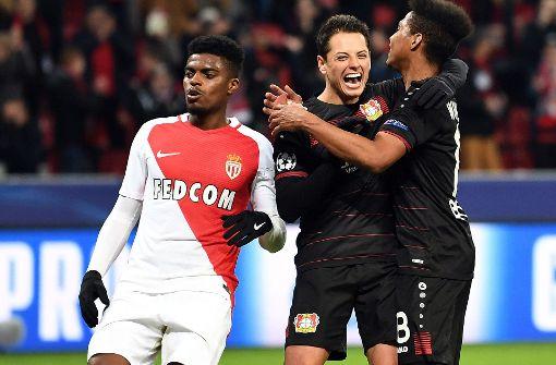 Bayer besiegt Monaco zum Vorrundenabschluss