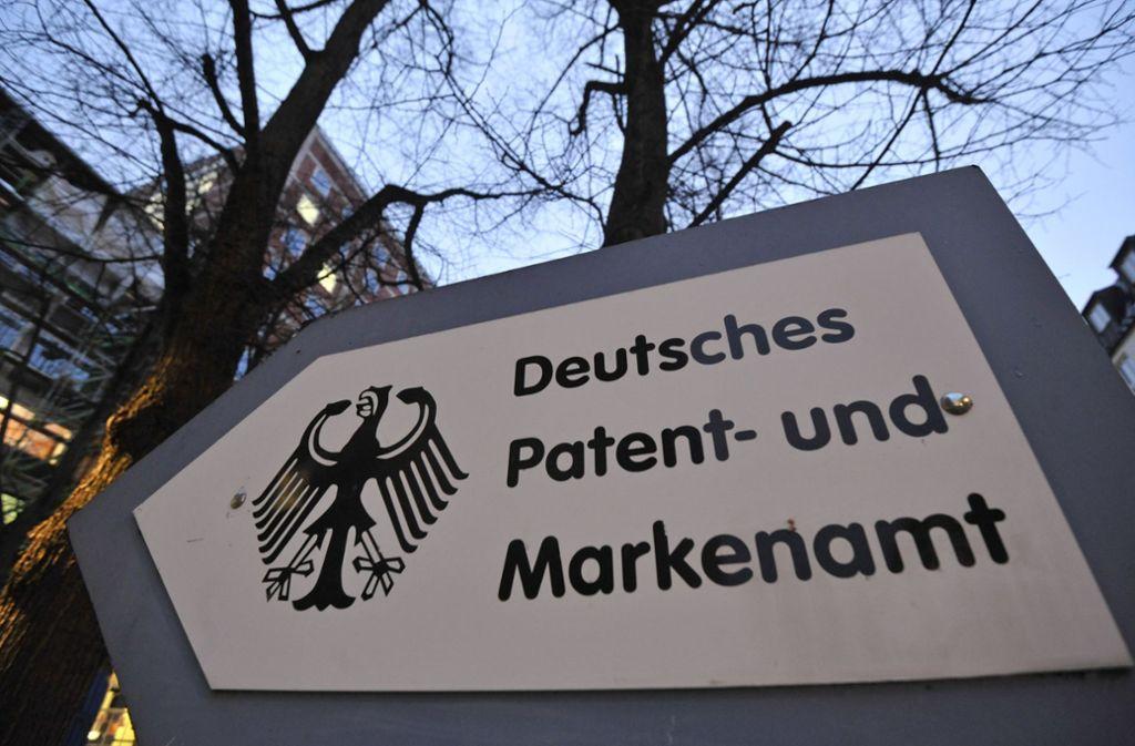 Patente Deutschland