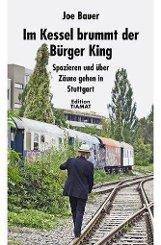 Joe Bauer auf dem Cover seines Buchs. Foto: StN