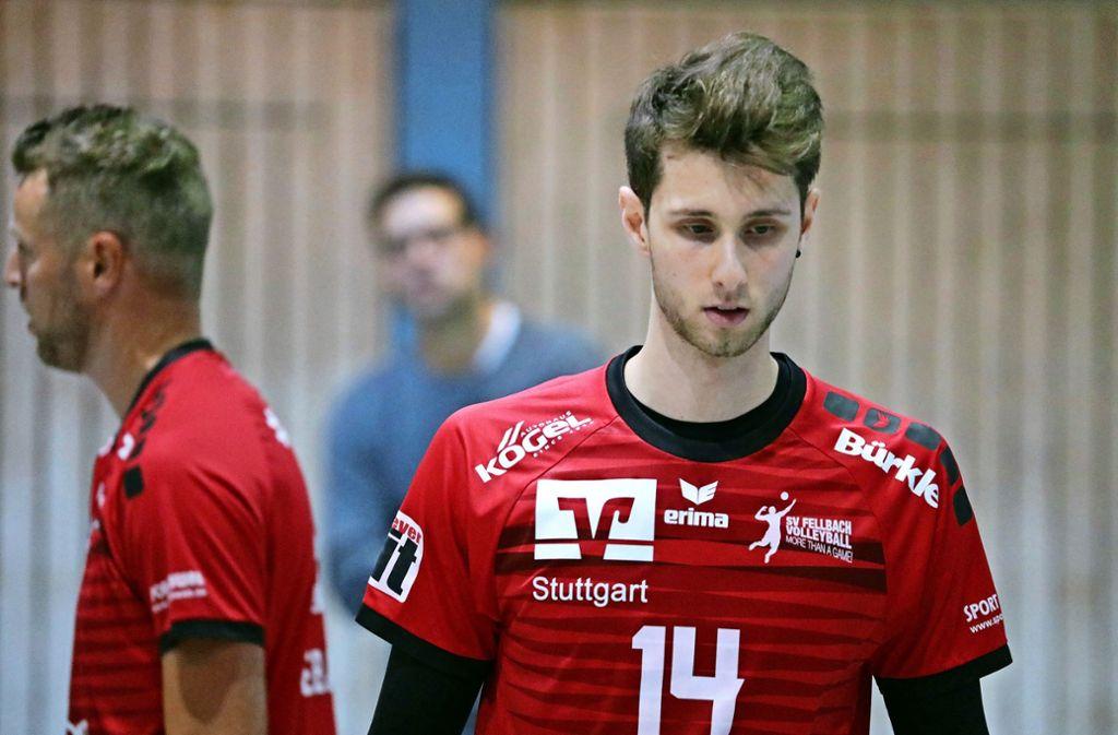 Volleyball - Drittliga-Akteure vor verschlossenen Türen - Stuttgarter Nachrichten