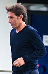 b26. August 2013/b: Für bBruno Labbadia/b ist nach mehr als zweieinhalb Jahren und drei Liga-Niederlagen zum Start am Neckar Schluss.  Foto: dpa