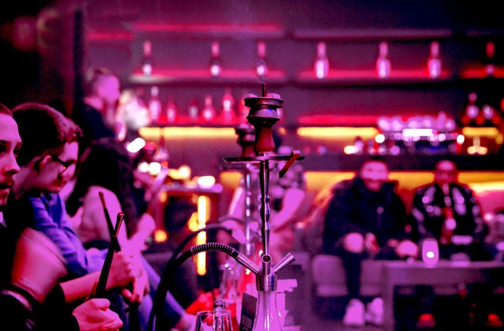 Stuttgart Schüsse Shisha Bar