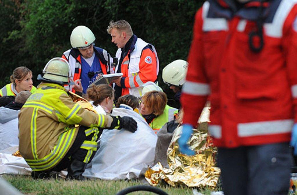 A 5 Bei Heitersheim Schwerer Unfall Mit Schweizer