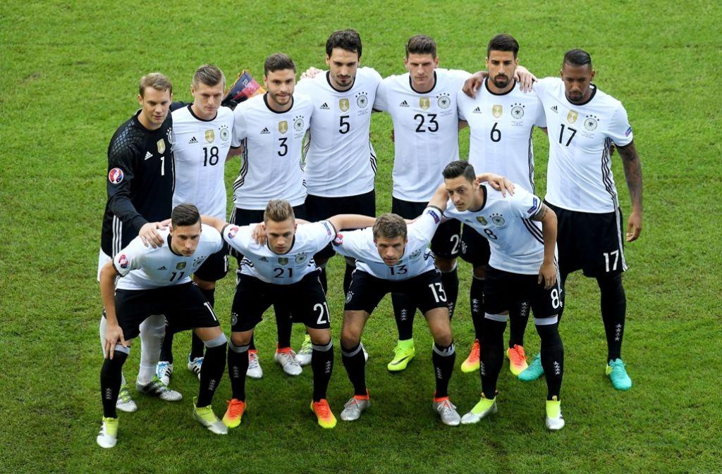 Tore Deutschland Slowakei