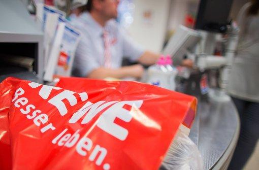 Rewe stoppt Plastiktütenverkauf