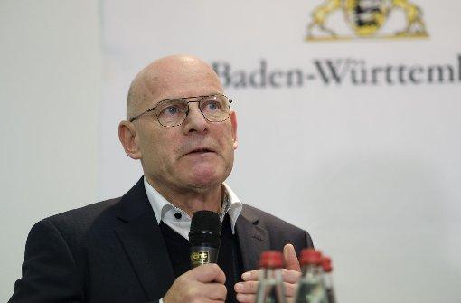 Minister Hermann warnt Bahn vor Gerichtsverfahren