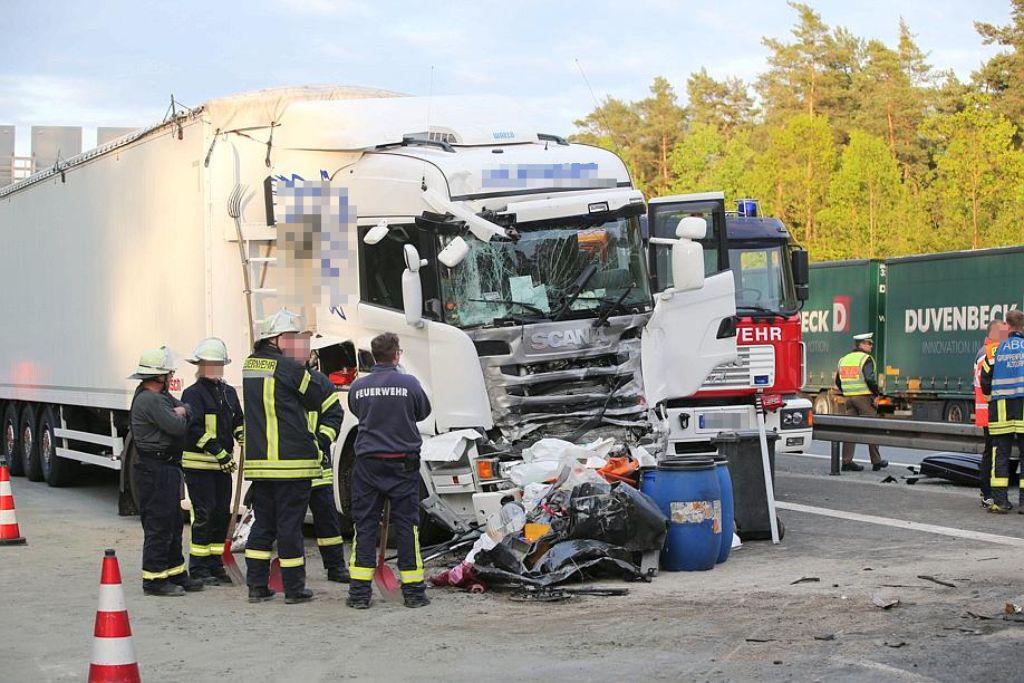 Nürnberg Unfall Heute