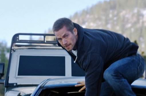 Paul Walker in seiner letzten Rolle: Fast & Furious 7. Foto: Universal Pictures