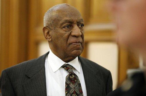 Bill Cosby muss sich vor Gericht verantworten