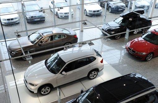 Gute Zeiten für Neuwagen-Käufer