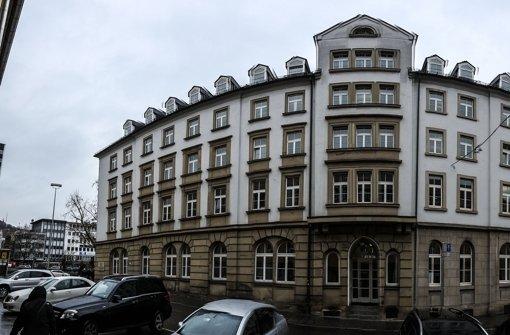 In Räumen des ehemaligen Hotel soll eine Gedenkstätte einziehen Foto: Leif Piechowski