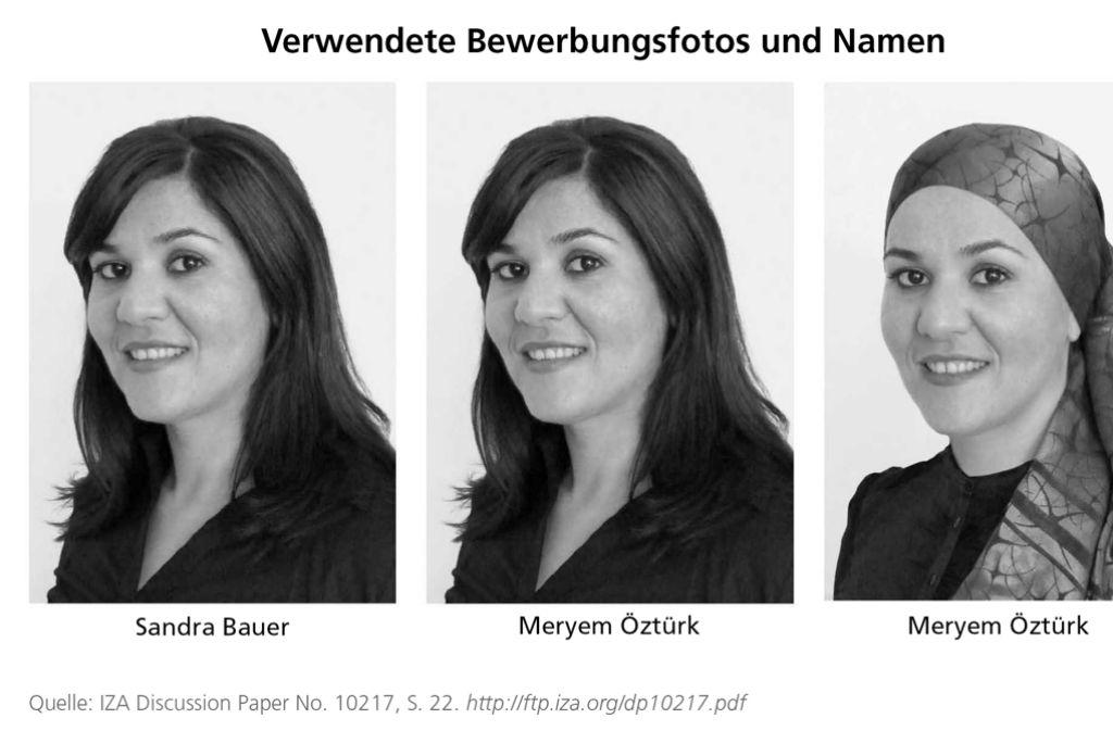 Kopftuch Studie Mit Kopftuch Ohne Job Wissen Stuttgarter
