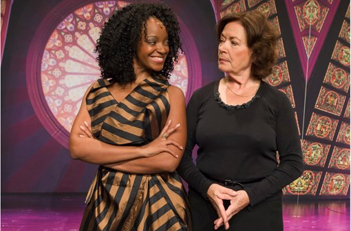 Erste Previews bei SISTER ACT