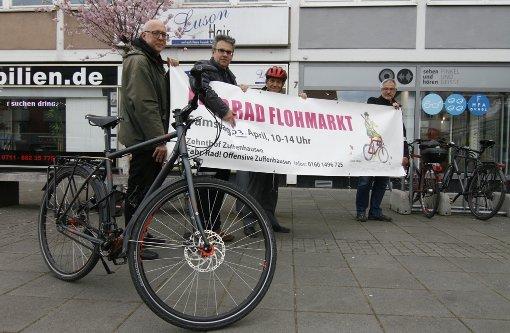 Der Traum von 300 Bikern, die durch den Bezirk flitzen