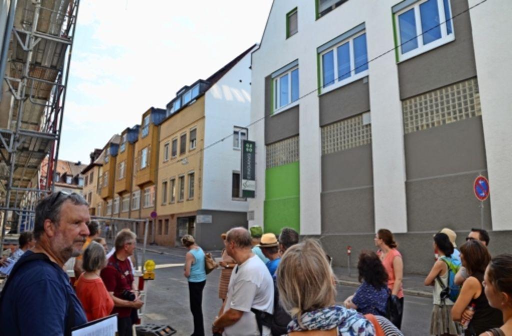 Ulrich gohl links erz hlt beim spaziergang auch bislang for Depot feuerbach