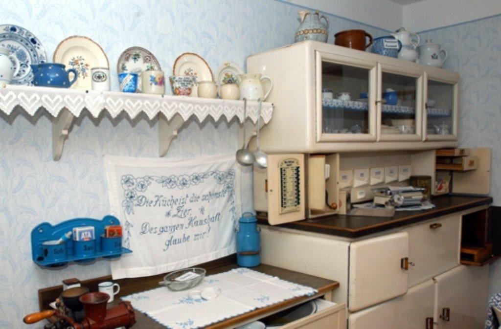Hervorragend Lieblingsort Küche: Die Küche als Ort des Daseins - Wissen DV73