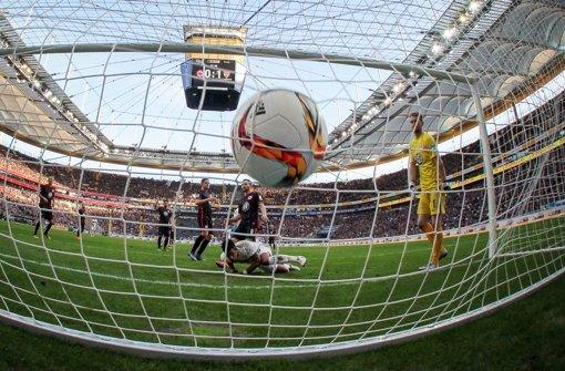 Furioser 4:2-Sieg für VfB in Frankfurt