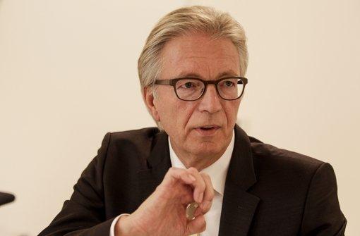 Der Präsident des Gemeindetags, Roger Kehle, fordert eine Residenzpflicht für Flüchtlinge Foto: Lichtgut/Leif Piechowski