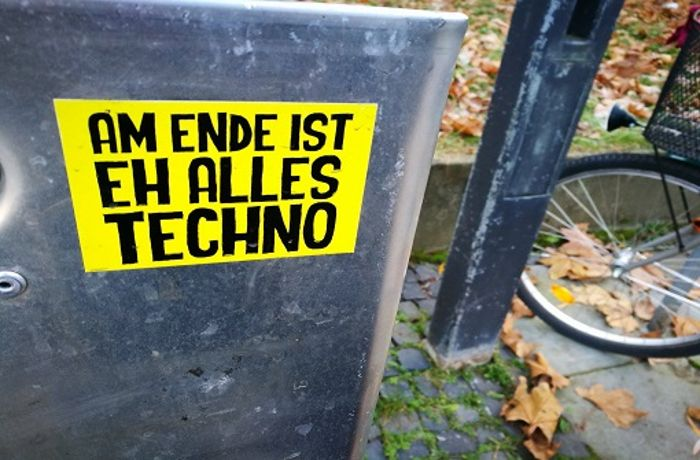 Techno mit Semf, bitte!: The kids want Techno