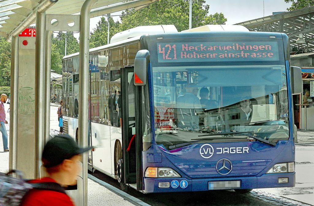 Busfahrplan mühlhausen