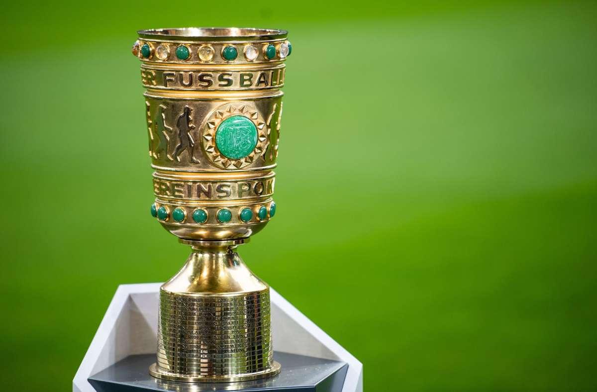 Vfb Stuttgart Gegen Borussia Monchengladbach Achtelfinale Im Dfb Pokal Exakt Terminiert Vfb Stuttgart Stuttgarter Nachrichten