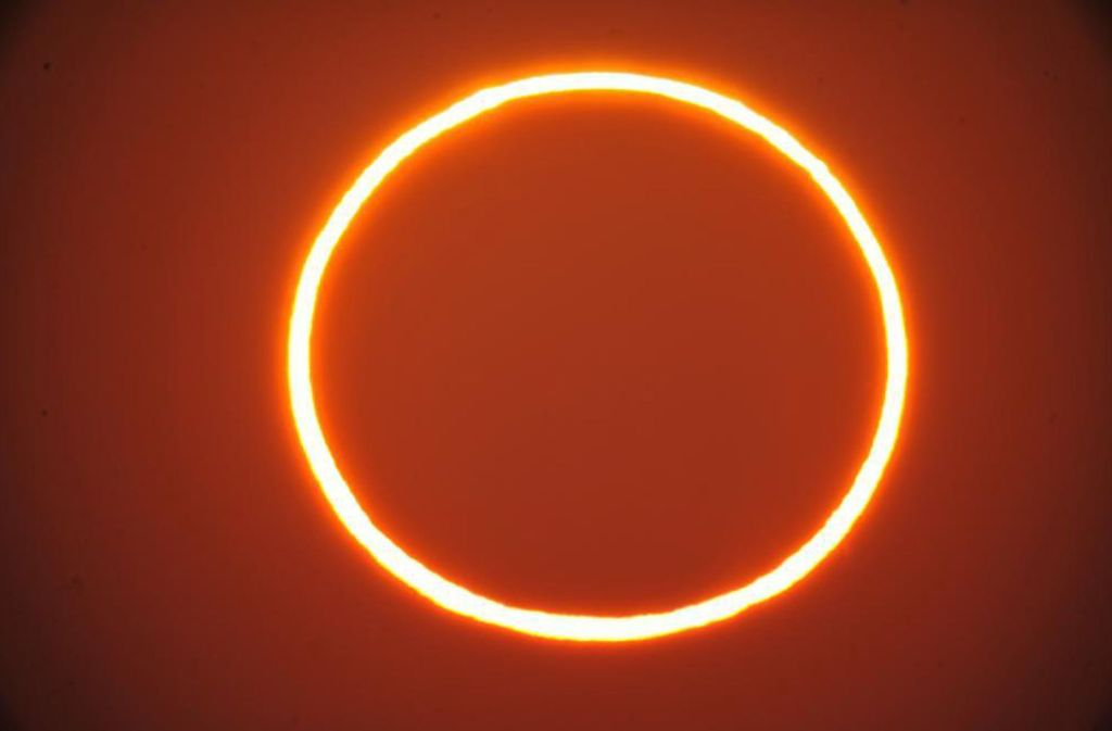 Bayern 1 Sonnenfinsternis