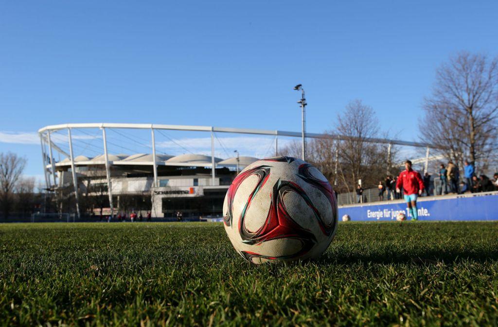 Vor Dem Test Des Vfb Stuttgart Gegen Atletico Madrid Die