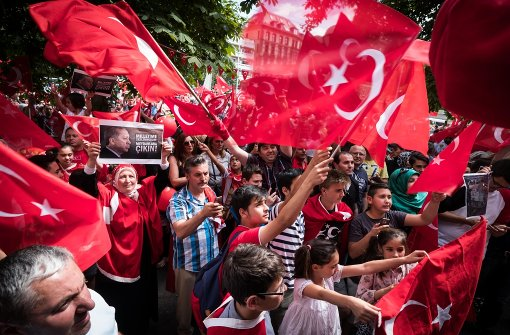 Türkei bedrängt die Landesregierung