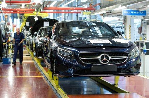 Autobauer nimmt hohe Erwartungen zurück