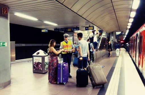 Bundespolizei warnt vor Taschendieben