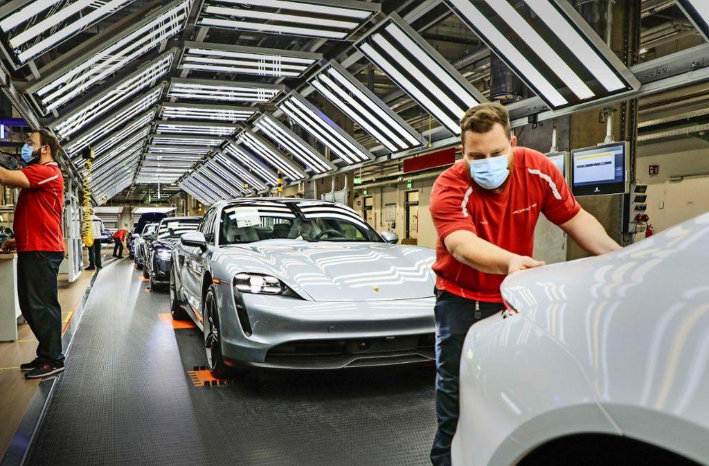 Porsche Nachrichten
