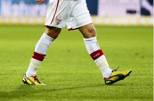 Wie Vedad Ibisevic hat auch der VfB nach dem 1:0-Erfolg bei der TSG 1899 Hoffenheim einen großen Schritt nach vorne gemacht: Es war der erste Pflichtspielsieg der Roten in diesem Jahr. Foto: Pressefoto Baumann