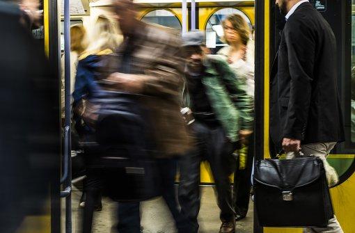 Bürostuhl geklaut und in Stadtbahn abtransportiert