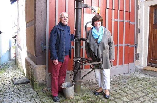Alte Handwerkerkunst zum 50. Geburtstag