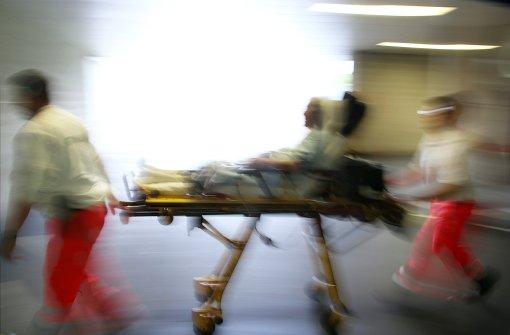 Patient erschießt Arzt im Krankenhaus