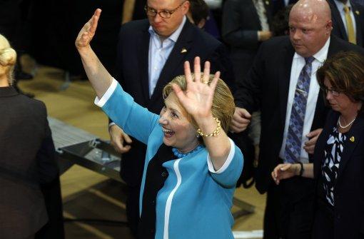 Clinton warnt Hispanics vor Trump