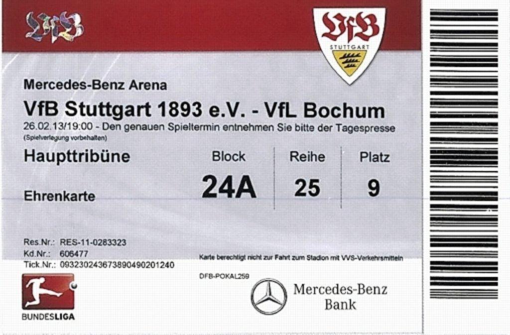 Bayern Stuttgart Tickets