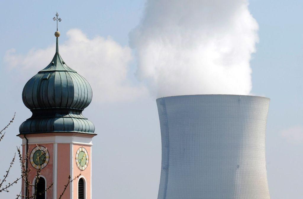 Atommeiler Leibstadt Schweizer Pannen Reaktor Soll Ans