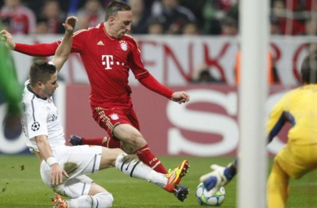 Champions League Wer Hats Verloren Die Schweizer